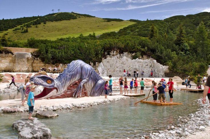 Steinplatte - Triassic Park - Österreich - KiMaPa