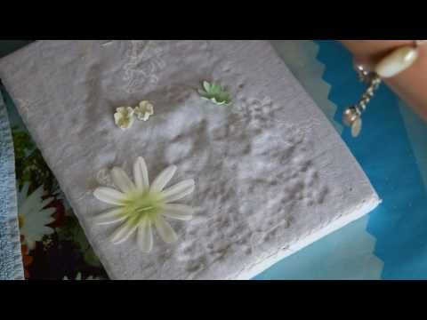 Делаем веночек из шелка для ромашковой свадьбы - Ярмарка Мастеров - ручная…