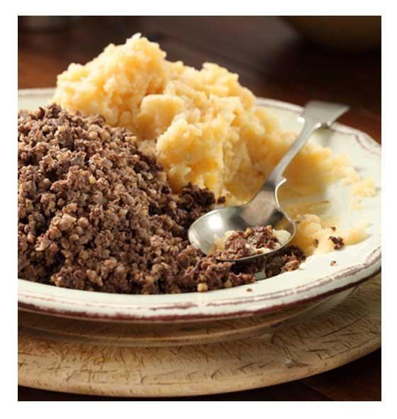 Scottish Haggis https://www.facebook.com/MoinaTavern?ref=hl
