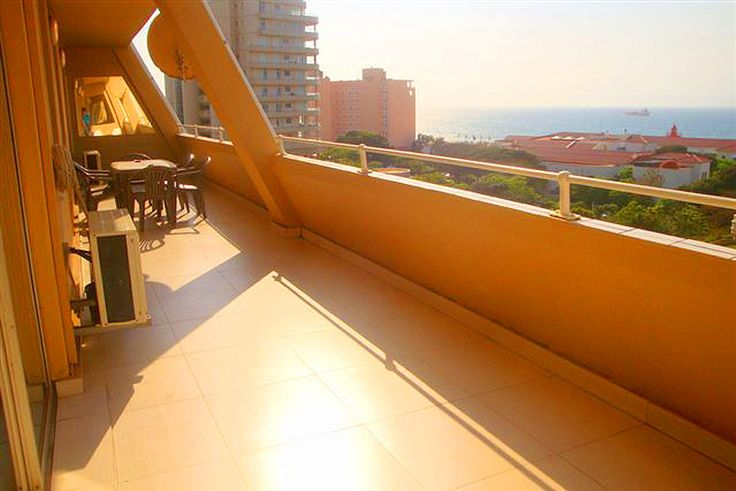304@IPANEMA Self Catering Holiday Apartment in Umhlanga Rocks, KZN See more on http://www.wheretostay.co.za/304ipanema-self-catering-apartment-accommodation-umhlanga-rocks  Beautiful apartment tastefully furnished in modern contemporary style with a huge balcony, which runs across the entire apartment showing off amazing sea views. Conveniently located across the road to Umhlanga Village and on beach side, 100m to the famous lighthouse.