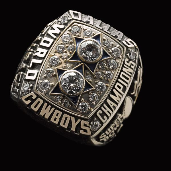 Super Bowl XII Championship Ring, 1978
