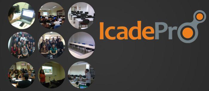 Nueva Web en Icadepro, con diseño responsive y un buscador de cursos. Además incluimos bolsa de trabajo y ofertas de empleo