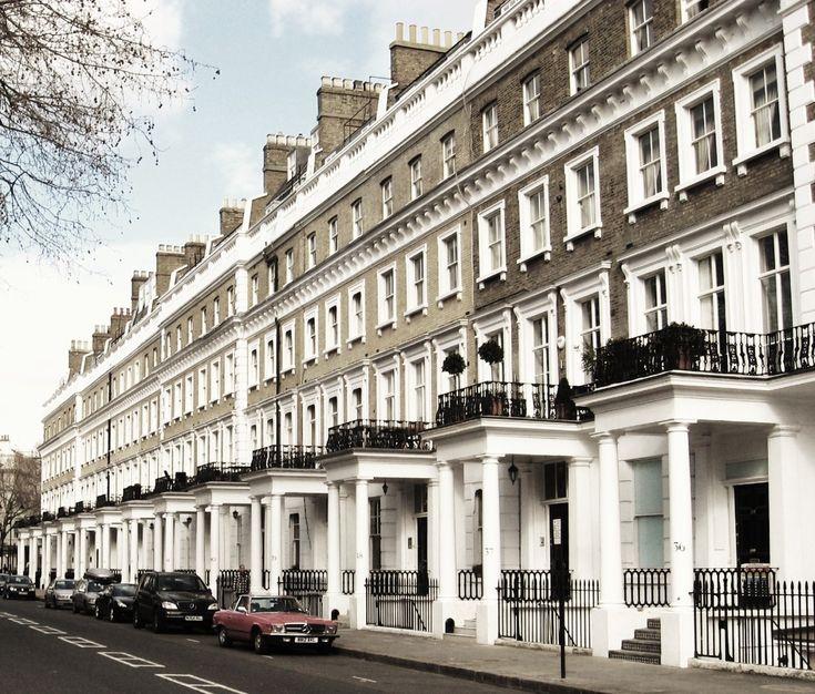 South Kensington, London (Dreamy home, 30/5/15)