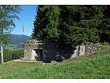 pevnost StM 33 pohled na Kralický Sněžník