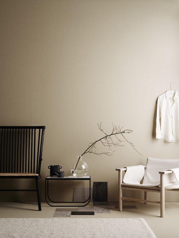 Styling in beige
