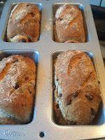 Uit mijn keukentje: Mini broodjes