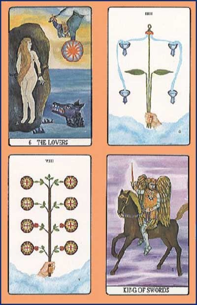 the new golden dawn ritual tarot pdf