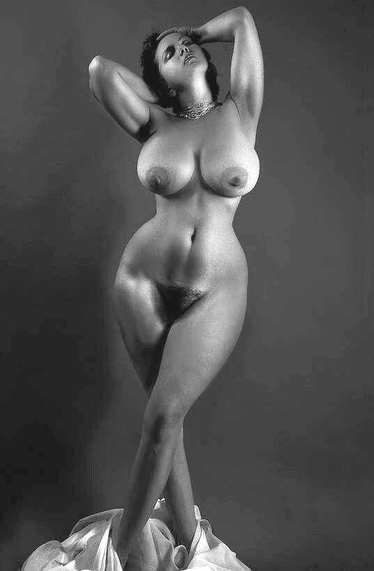 Plus Size Sexy Women Nude
