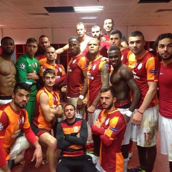 Juventus Hatirasi #Galatasaray #BraveHeart #CL #Drogba #Melo #Sneijder #Riera #GökhanZan #SelçukInan #Bruma #Muslera #BurakYilmaz #Chedjou #UmutBulut