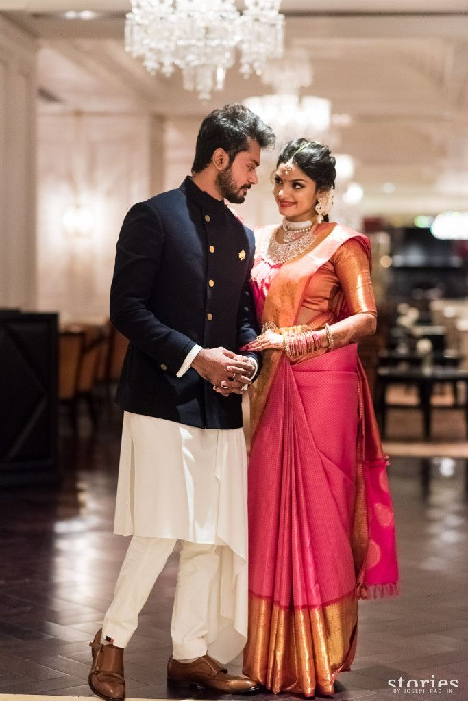 From Friends To Forever The Engagement Story Of Janani And Harish