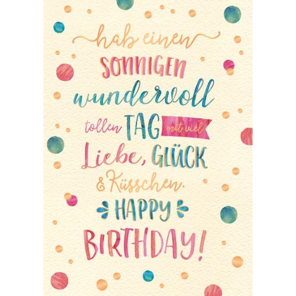 Happy Birthday!/Bild1
