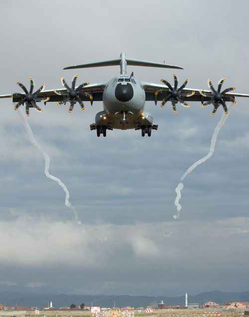A400M, can't wait until the UK gets these!