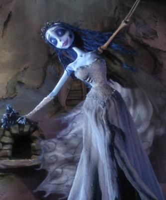 The Corpse Bride!