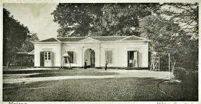 Militaire Hospitaal te Malang 1920.