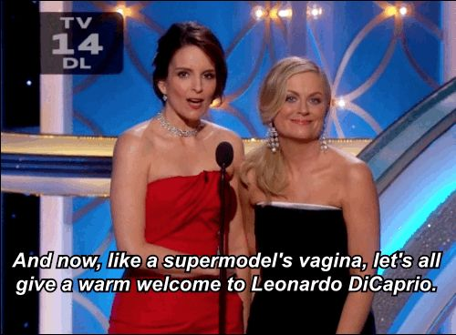 Amy Poehler And Tina Fey's Best Moments Of The 2014 Golden Globes