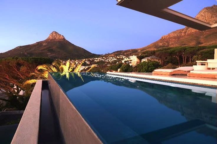 #Luxury #Travel #CampsBay #CapeTown #SouthAfrica #Views #Pool #Architecture #Fittings #Accommodation #Villa