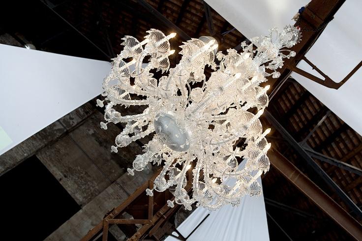 Chandelier by Seguso Gianni, http://www.seguso.it/