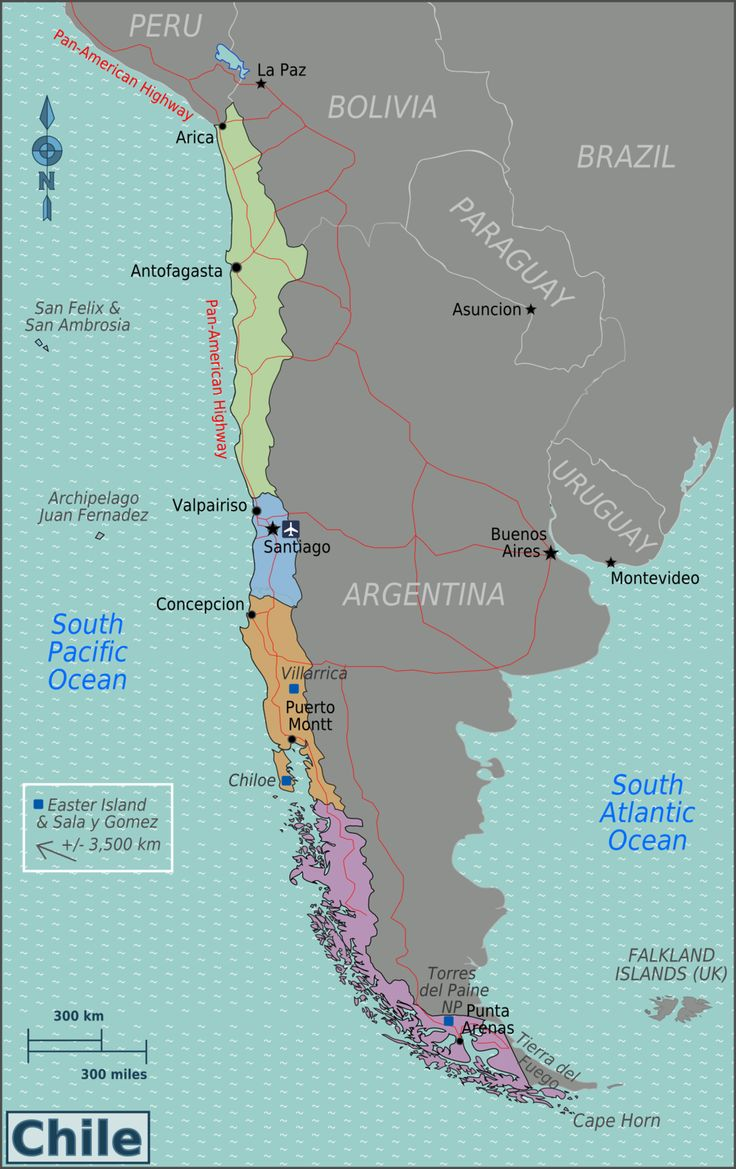 Chile - Wikitravel