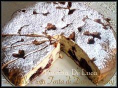 TORTA NUA ALLO YOGURT E MARMELLATA RICETTA DI: PATRIZIA DE LUCA Ingredienti: 220…