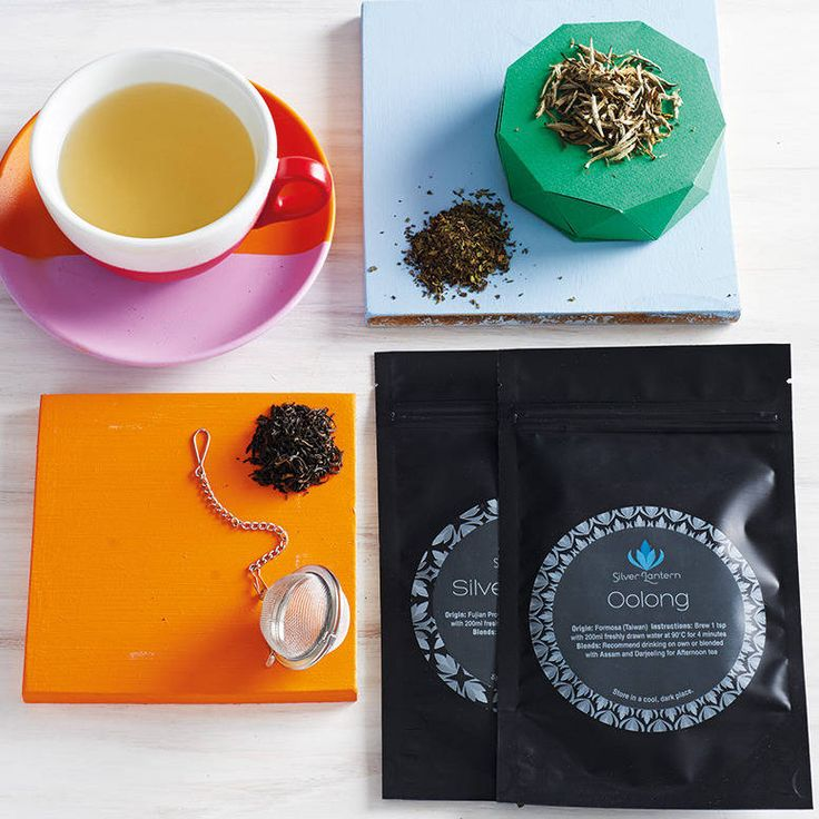 monthly tea subscription by silver lantern tea | notonthehighstreet.com