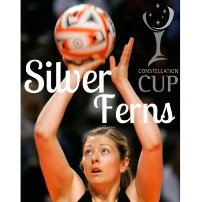 Two Silver Ferns to miss Constellation Cup through injury
