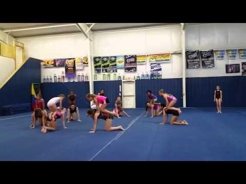 Chicken In The Henhouse Game (Gymnastics/Fitness/Kids) - YouTube