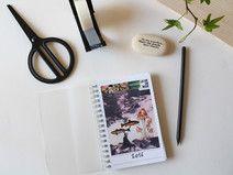 A6 Pocketplanner - Terminkalender 2016