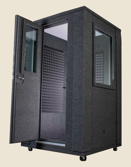 Sound Isolation Booth Photos - Sound Isolation Enclosure Photos - Vocal Booth Photos