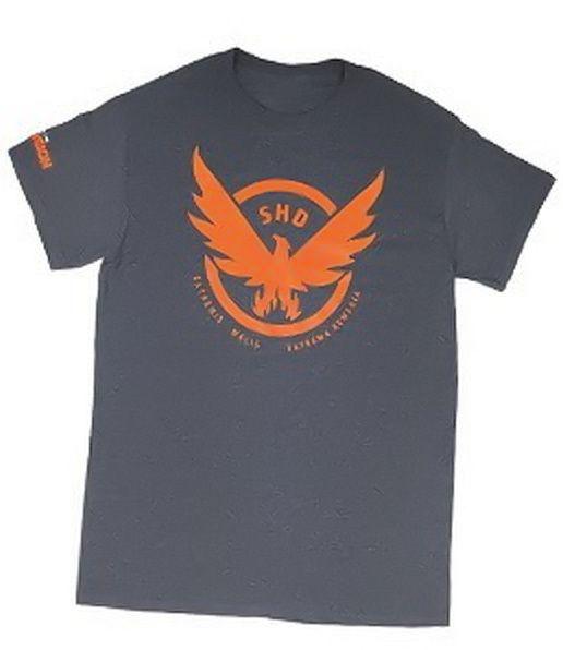 Original The Division T-Shirt (Size: XL/TG/EG) #UnbrandedGeneric