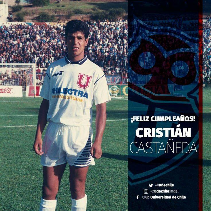 Cristián Castañeda, 1993.
