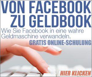 Geld mit Facebook verdienen - Heimarbeitonline