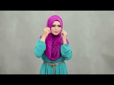 Tutorial 2017 Hijab yang Tepat, Baik, Benar dan tetap Tampil Cantik