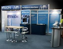 It is now not enough to arrive at a trade show Consumers look for a professional ambience. http://tinyurl.com/hn9ucnr