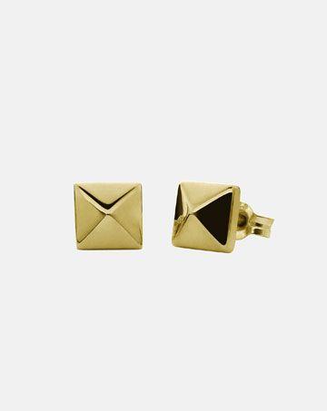 Meadowlark Studded Stud Earrings