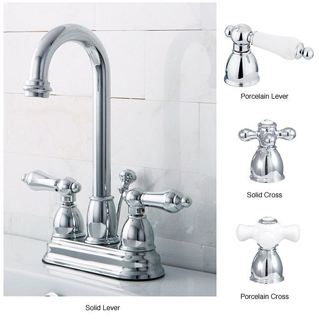 Chrome High Arc Bathroom Faucet Overstock Shopping Great Deals On Bathroom Faucets