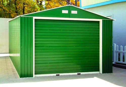 Handy Duramax Imperial metal storage sheds