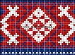norwegian knitting patterns charts