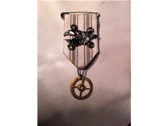 Medalj Steampunk No 10
