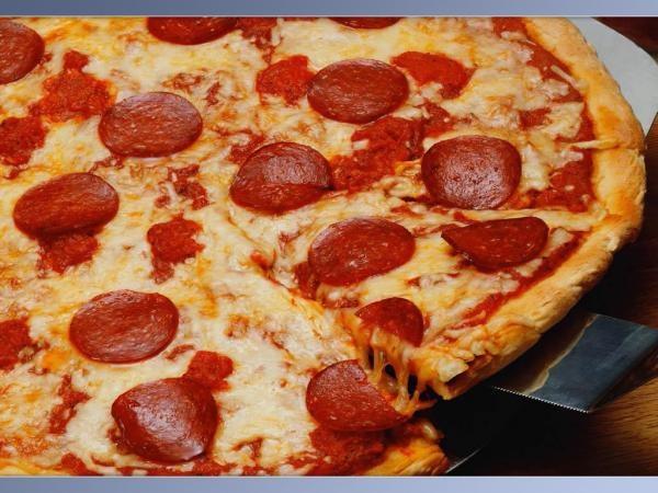 Pizza by Piccolo Pizza in San Francisco, CA