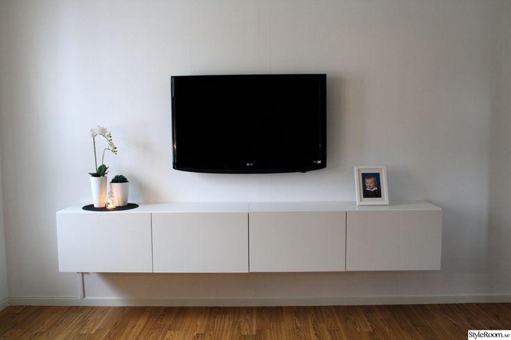 tvbänk ikea,tv,vägghängda skåp