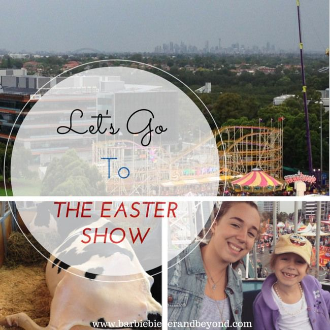 Lets Go To The Easter Show