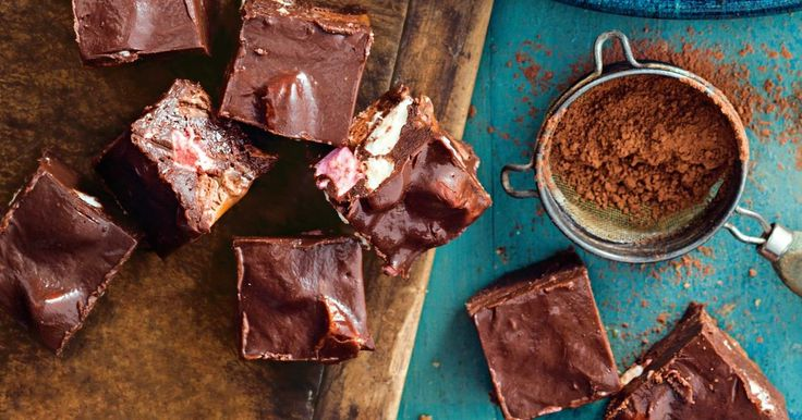 The sum of yum! A little kitchen know-how + a few baking shortcuts = simple sweets. Start this recipe the day before.