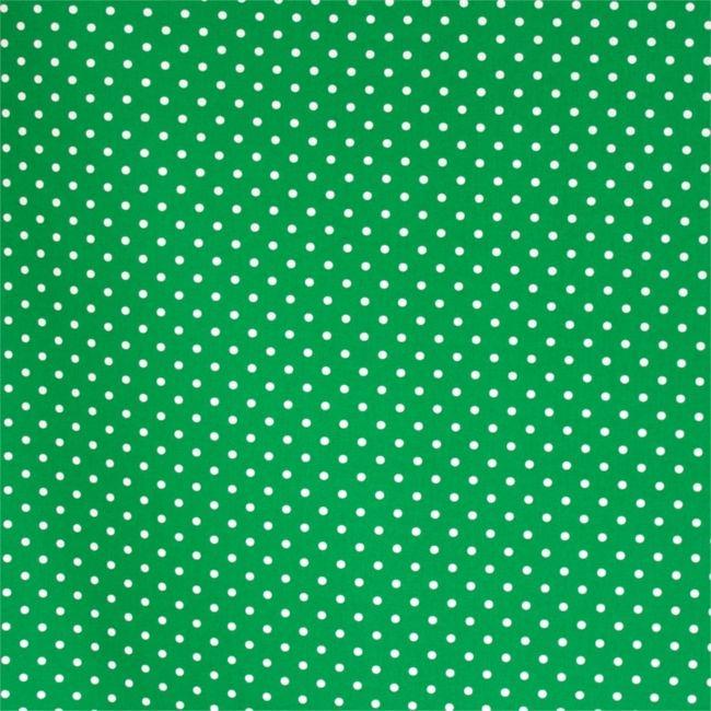 Prickar Grön Tyg