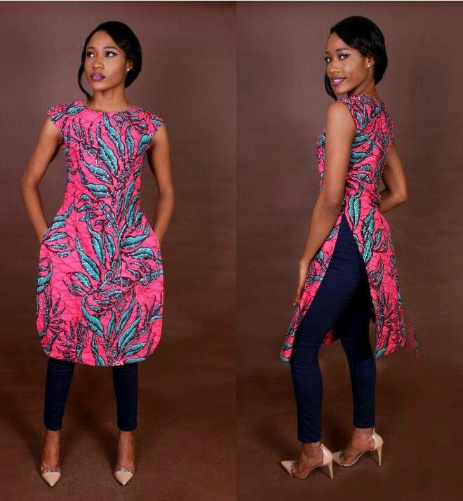 Best 25 Ankara Dress Ideas On Pinterest