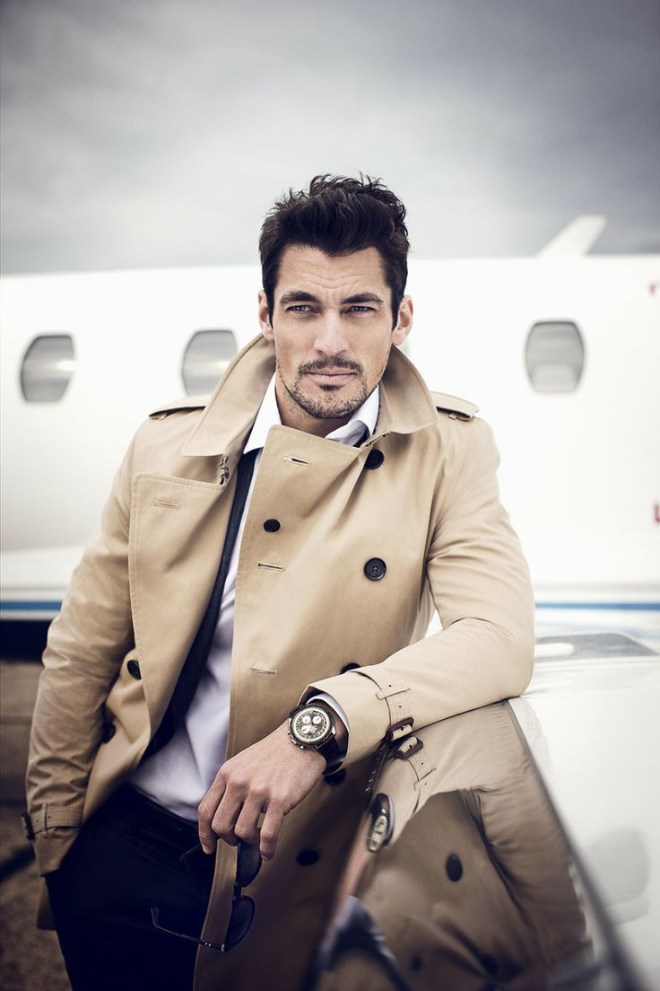David Gandy photographed by Ian Derry