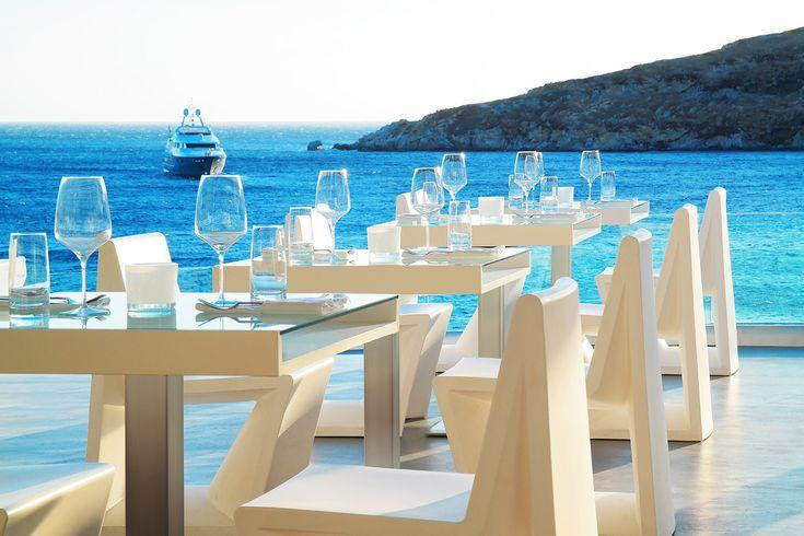 Enjoy breakfast and dinner at the Petasos Beach Hotel & Spa a la carte V.I.P. restaurant. The ultimate dinning experience in Mykonos. #PetasosBeach #Mykonos #PlatisGialos #Petasos #Beach #Summer2016 #Summer #SummerHolidays #SummerVacation #VIPRestaurant #Restaurant #Dinning