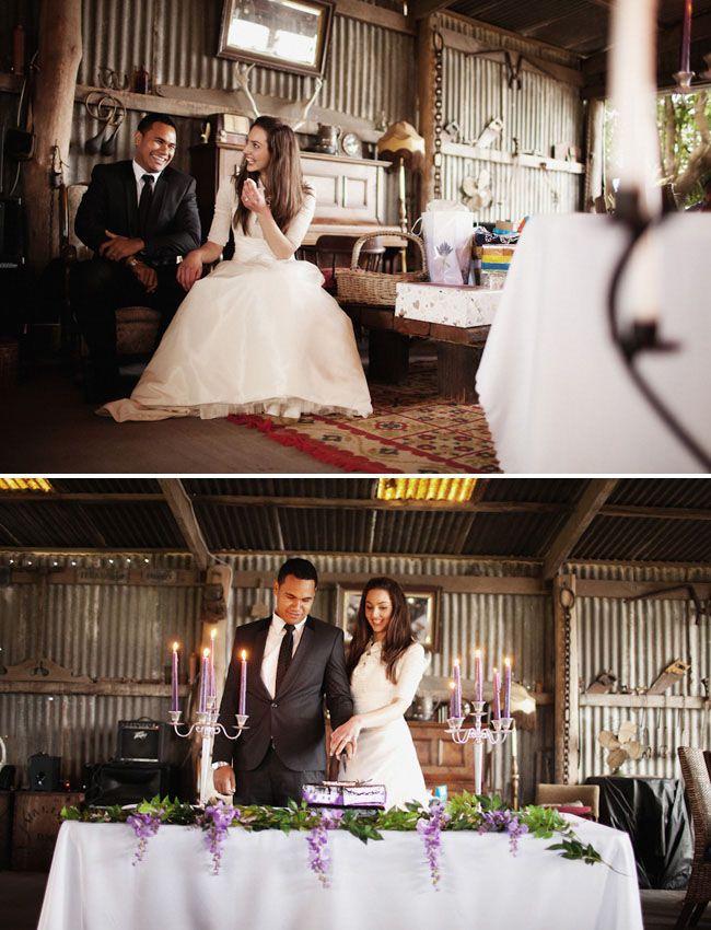 Budget friendly Australian wedding