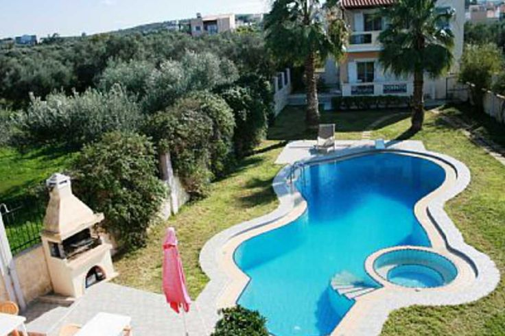Villa - Kampani, Greece - from $ 260 US Per night