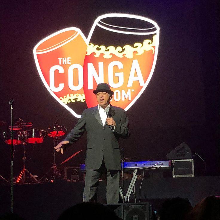 Conga Room 20th Anniversary with Groupo Niche Gilberto Santa Rosa Jerry Rivera Paul Rodriguez Jimmy Smits and Luis Guzman in audience. Fun evening! . . . . . . . . . . #play #perk #losangeles #microsofttheater #congaroom