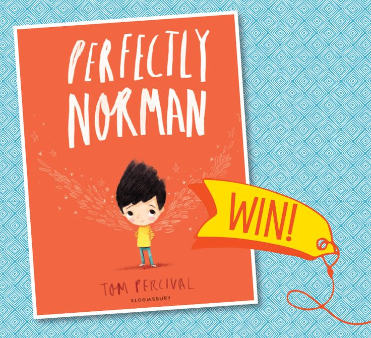 Win a copy of Perfectly Norman by Tom Percival (Bloomsbury) – a gorgeous story about individuality and fitting in, our Book of the Month in Storytime Issue 36. Enter here: http://www.storytimemagazine.com/win